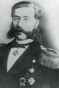 Mozhaiskii- retrato