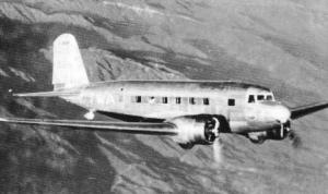 douglas dc-1 vuelo2