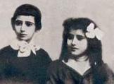 Ramón y Pilar niños