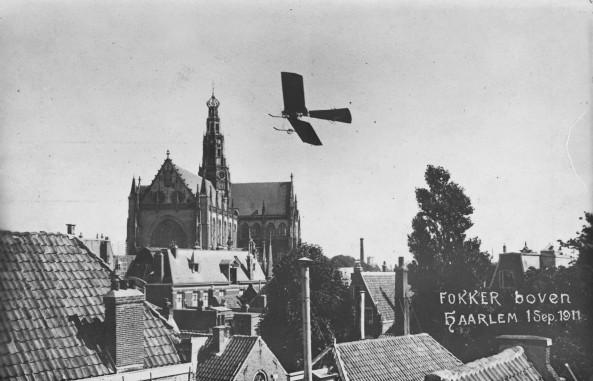 Fokker_in_Haarlem_1911